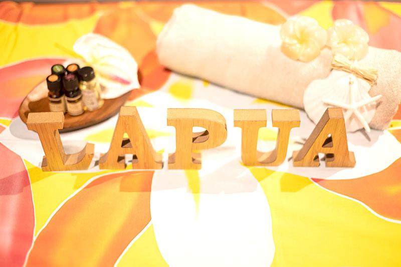 愛媛県松山市のハワイアンロミロミ&トータルビューティーサロン「Lapua(ラプア)オーナー」