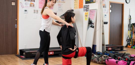 松山市の加圧トレーニング2