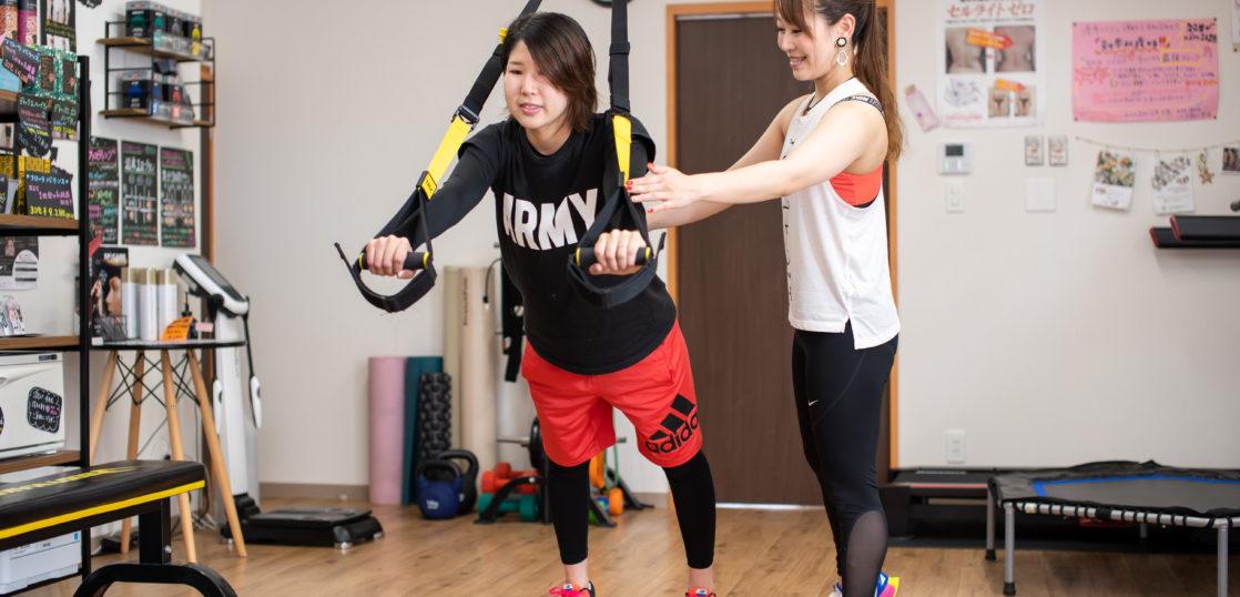松山市の最新トレーニングジム